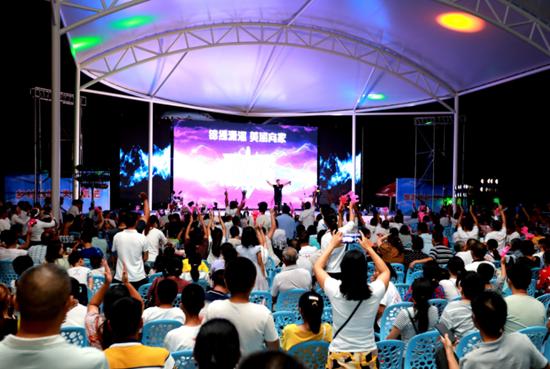 隆回向家:乡村文旅盛宴引来5万游客