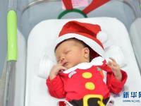 宝宝新装迎圣诞