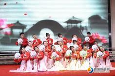 新宁县职业技术学校举行2020年迎春联欢晚会