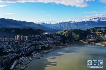 重庆巫山:雨后初霁美如画