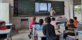 大祥區衛東學校開展新教師聽課、評課活動