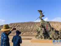 吐鲁番秋季旅游渐升温