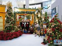 吉隆坡:圣诞气氛渐浓
