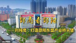邵商看邵阳①丨刘纯鹰:打造邵阳东盟产业桥头堡