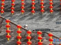 山东即墨:春节临近年味浓