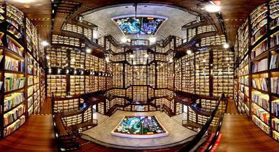 邵阳徐福图书馆:一个珍藏在千年古城宝庆城里的图书宝库
