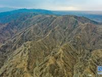 壮美黑山峡