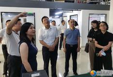 华学健考察深圳部分企业、与邵商代表恳谈交流