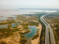 内蒙古:黄河秋景